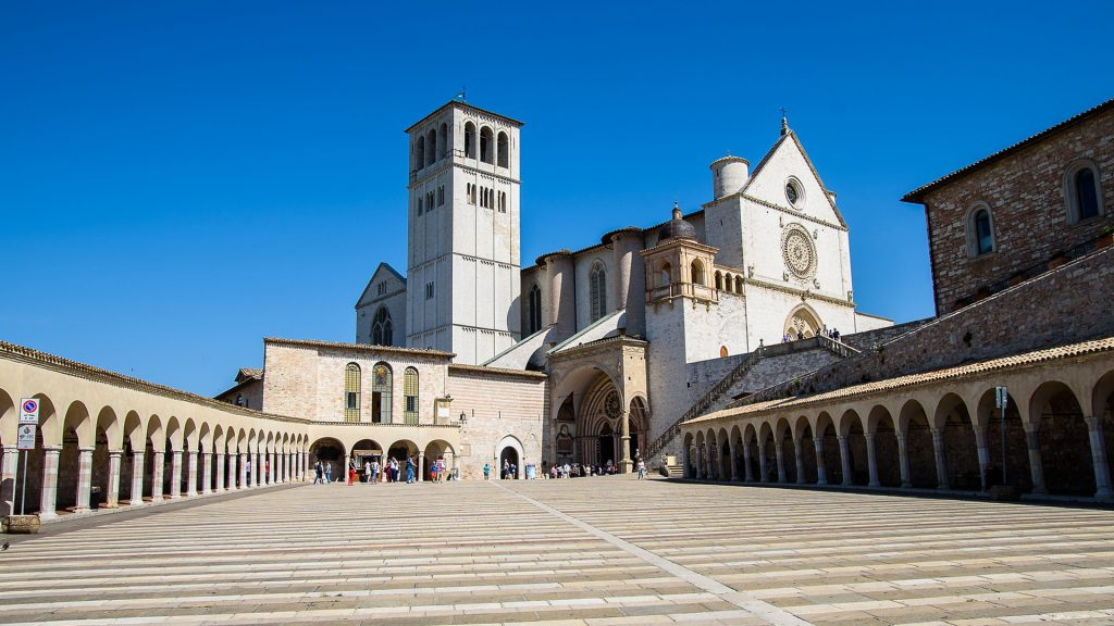 Assisi con i bambini: in vacanza ad Assisi