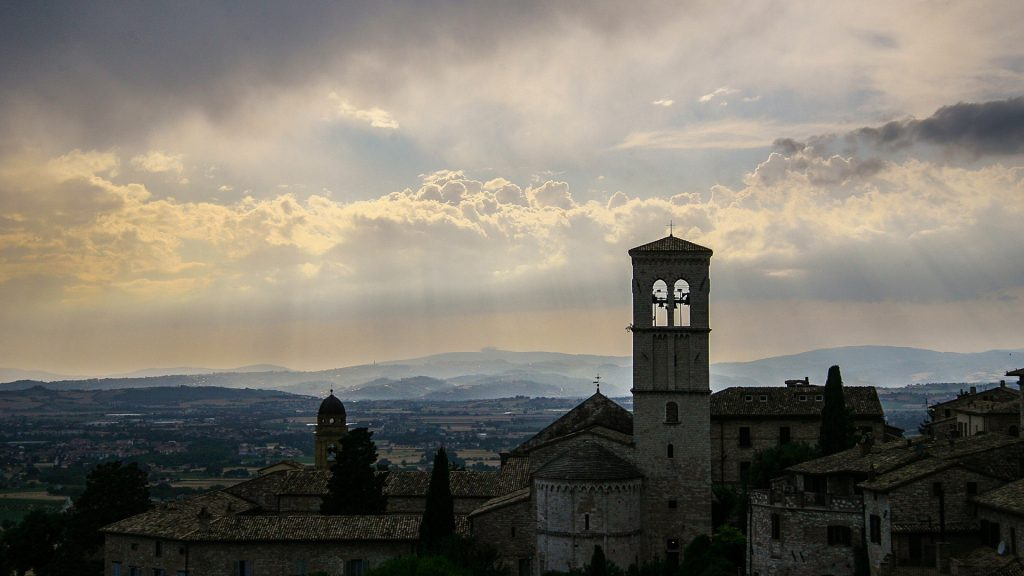 Cosa fare ad Assisi quando piove