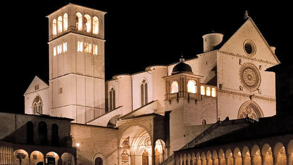 What to do in the evening in Assisi