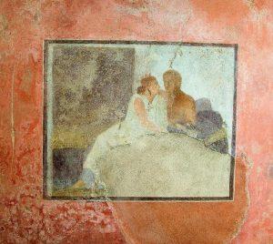 Assisi Domus del Larario