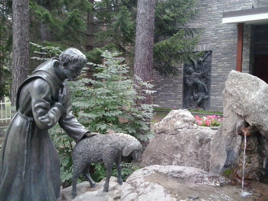 Saint Francis Patron Saint of Italy Celebrations